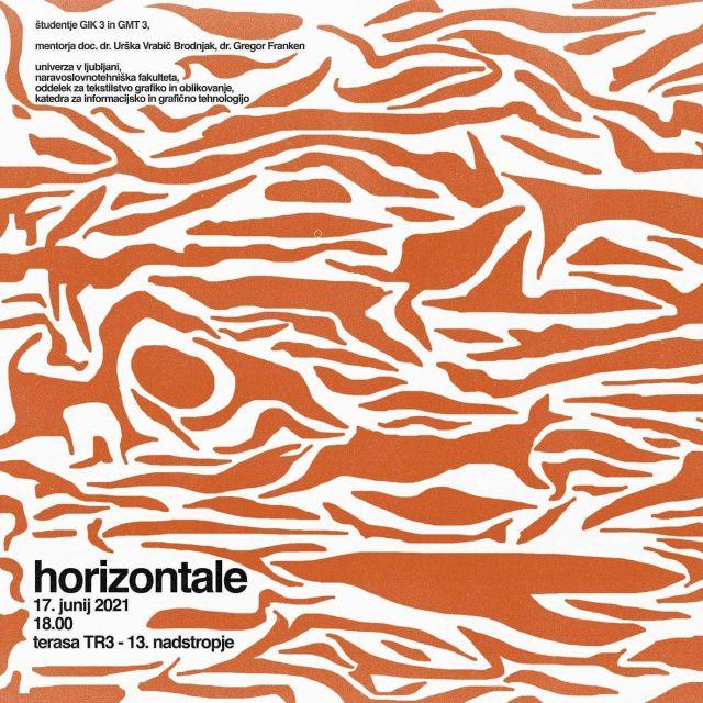 Študentje 3. letnikov grafike so organizirali razstavo pod imenom Horizontale. Izdelki so nastali v sklopu vaj pri predmetu Oblikovanje embalaže.  Predstavljenih je 10 projektov in tako skupno okrog 200 različnih inovativnih embalaž.  Več na www.grafika.si 😎  #embalaža #grafika #otgo @ulntf