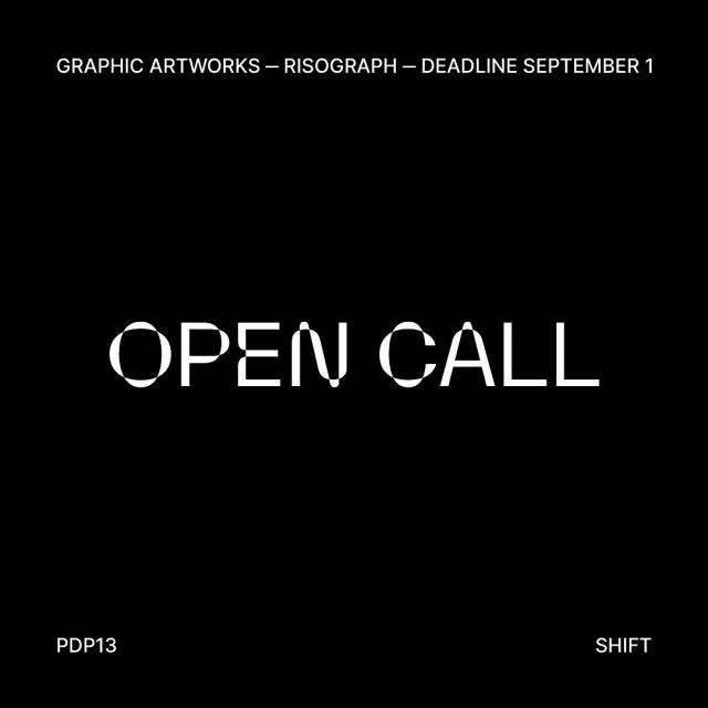 The PDP Creative Media Conference proudly invites artists, illustrators, designers, and other visual artists to take part in the artwork design exhibition with a theme: SHIFT  Find the topic description and contest guidelines on their website → link in bio!  You better shift your focus and get to work because the deadline is September 1st!  #pdpshift #pdpconference #pdp2021 Reposted from @pdpconference