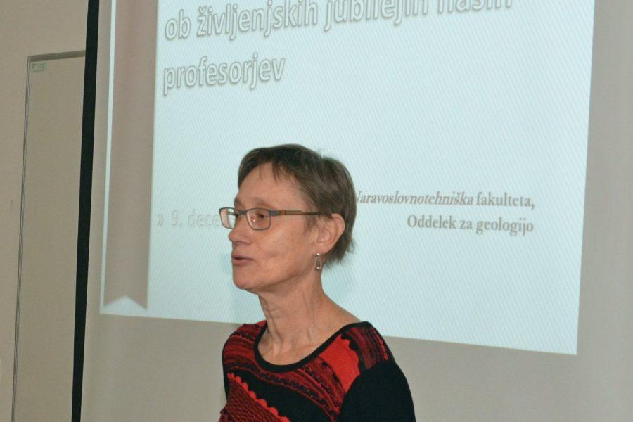 Predstojnica OG Nina Zupančič