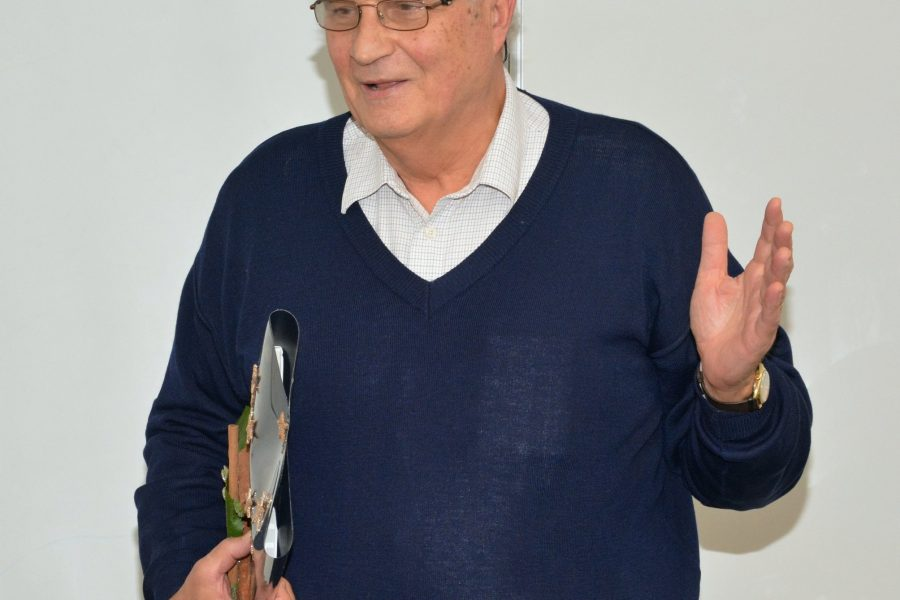 izr.prof.dr. France Šušteršič