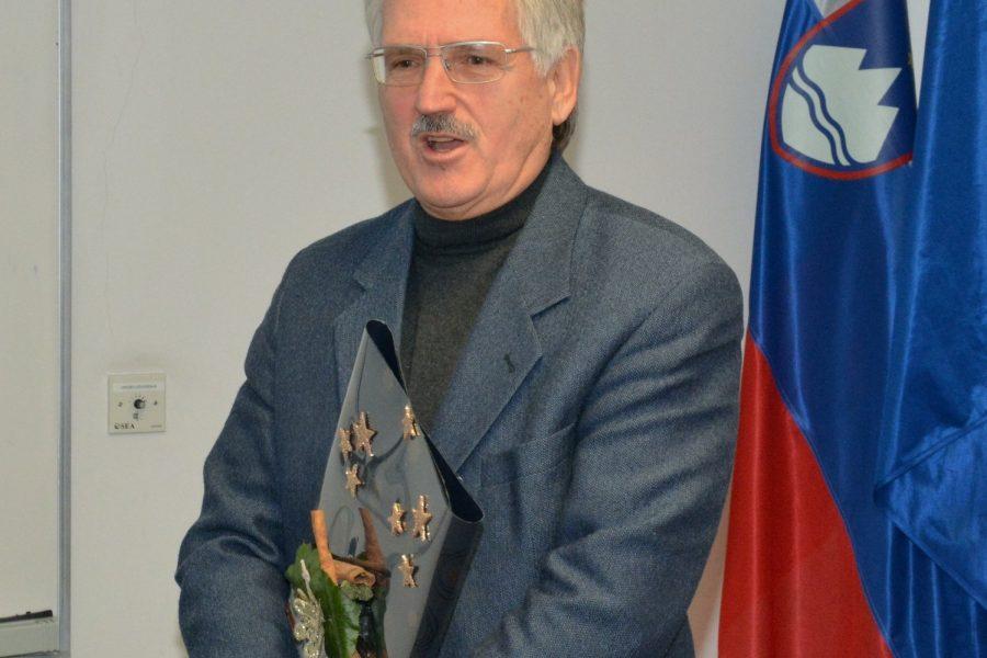izr.prof.dr. Miran Veselič