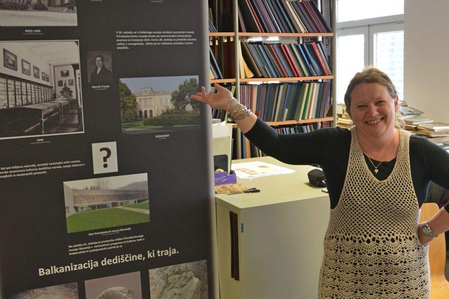 Zbiranje podpisov v podporo reševanju prostorskih problemov Prirodoslovnega muzeja Slovenije