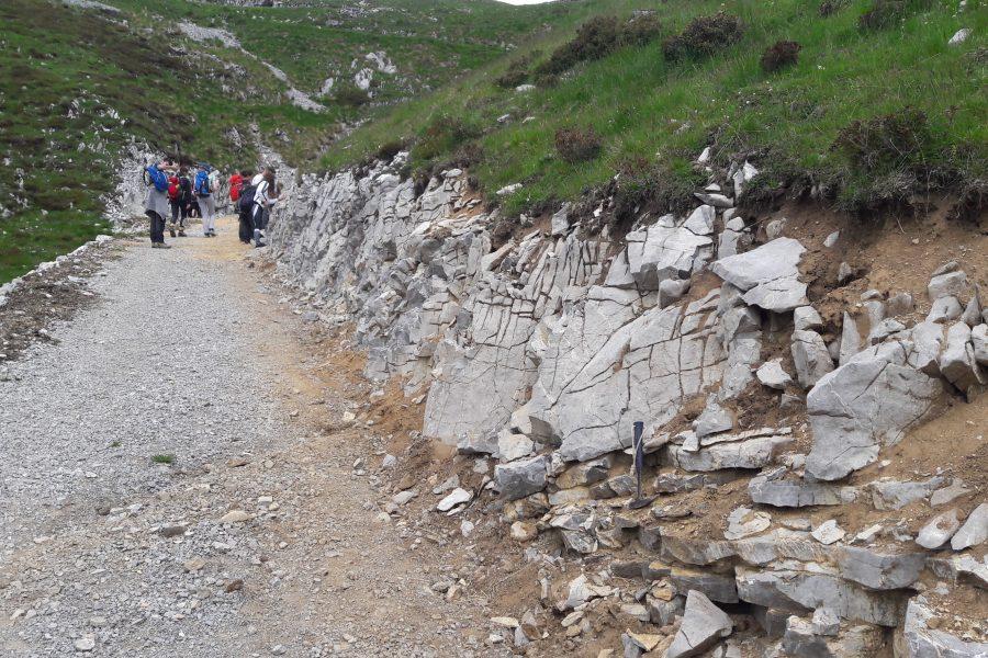 Naj zapoje pesem geoloških kladiv!