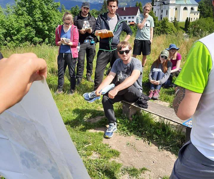 Terenske vaje pri predmetih Regionalna geologija Slovenije in Inženirska geologija