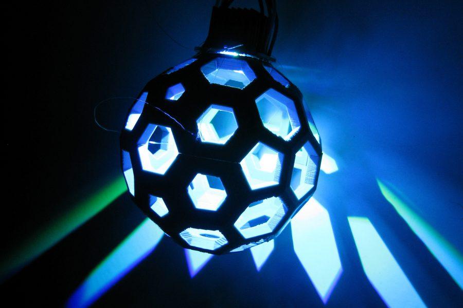 Interaktivna svetila