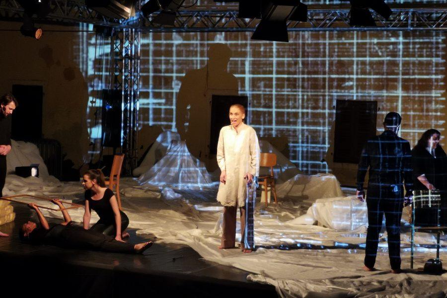 Gostovanje opere v Kopru - Capodistria, foto: Borjan Litovski